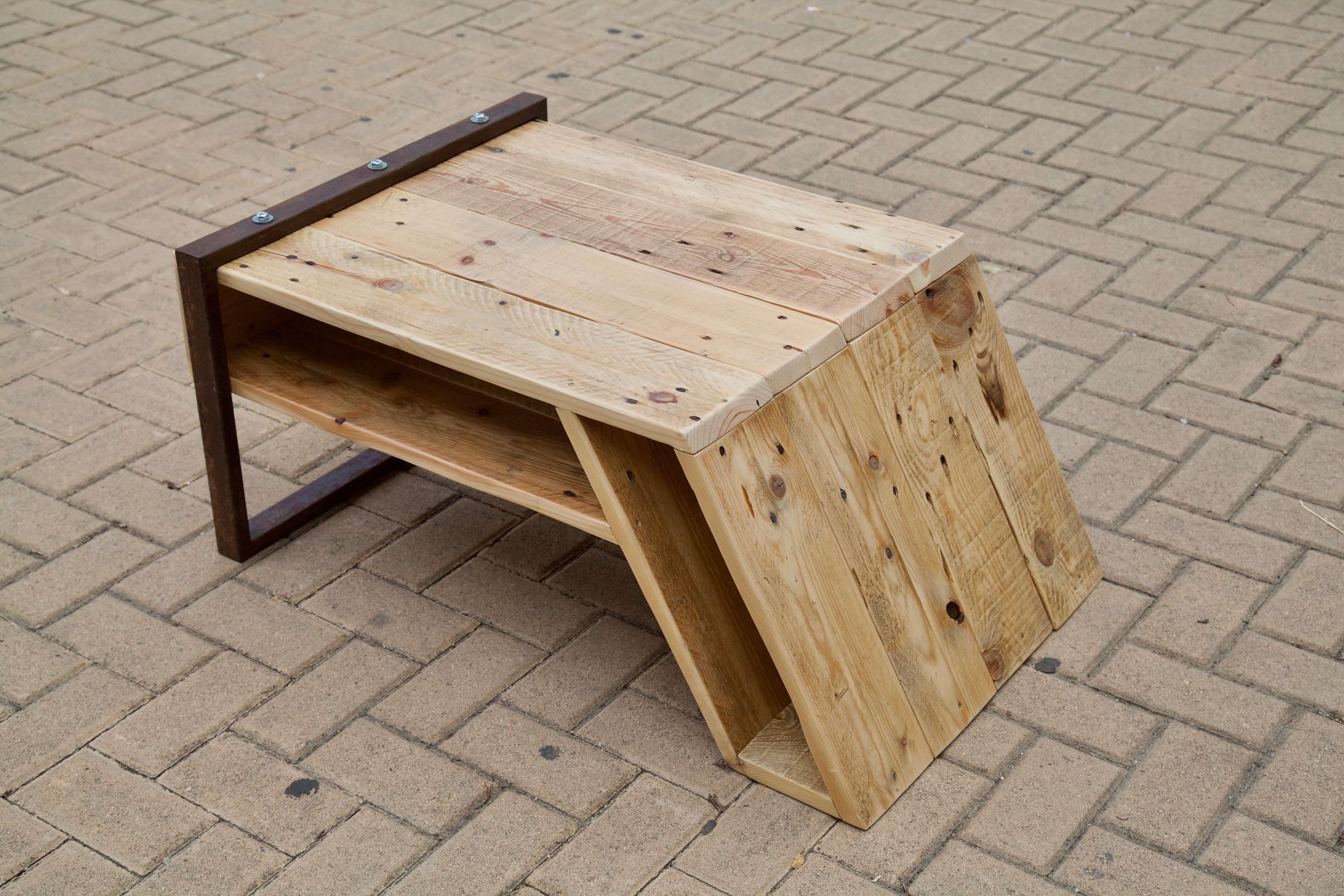Mesa covenant paletos - Mesas hechas con palets ...