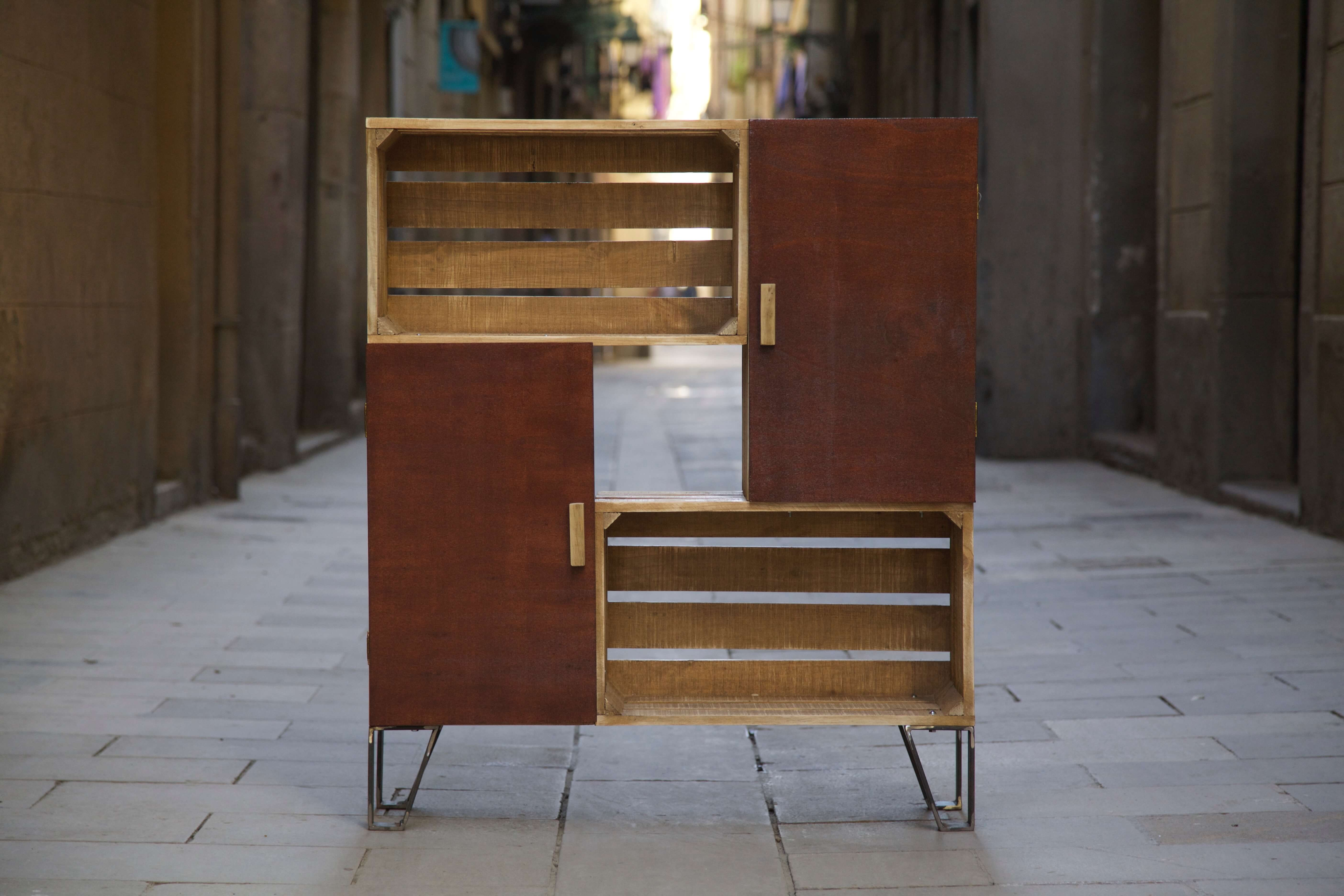 Muebles Con Palets De Madera. Cool Excellent Trendy Affordable ...