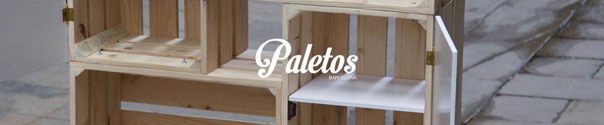 Muebles de palets reciclados con mucho cari o - Palets muebles reciclados ...