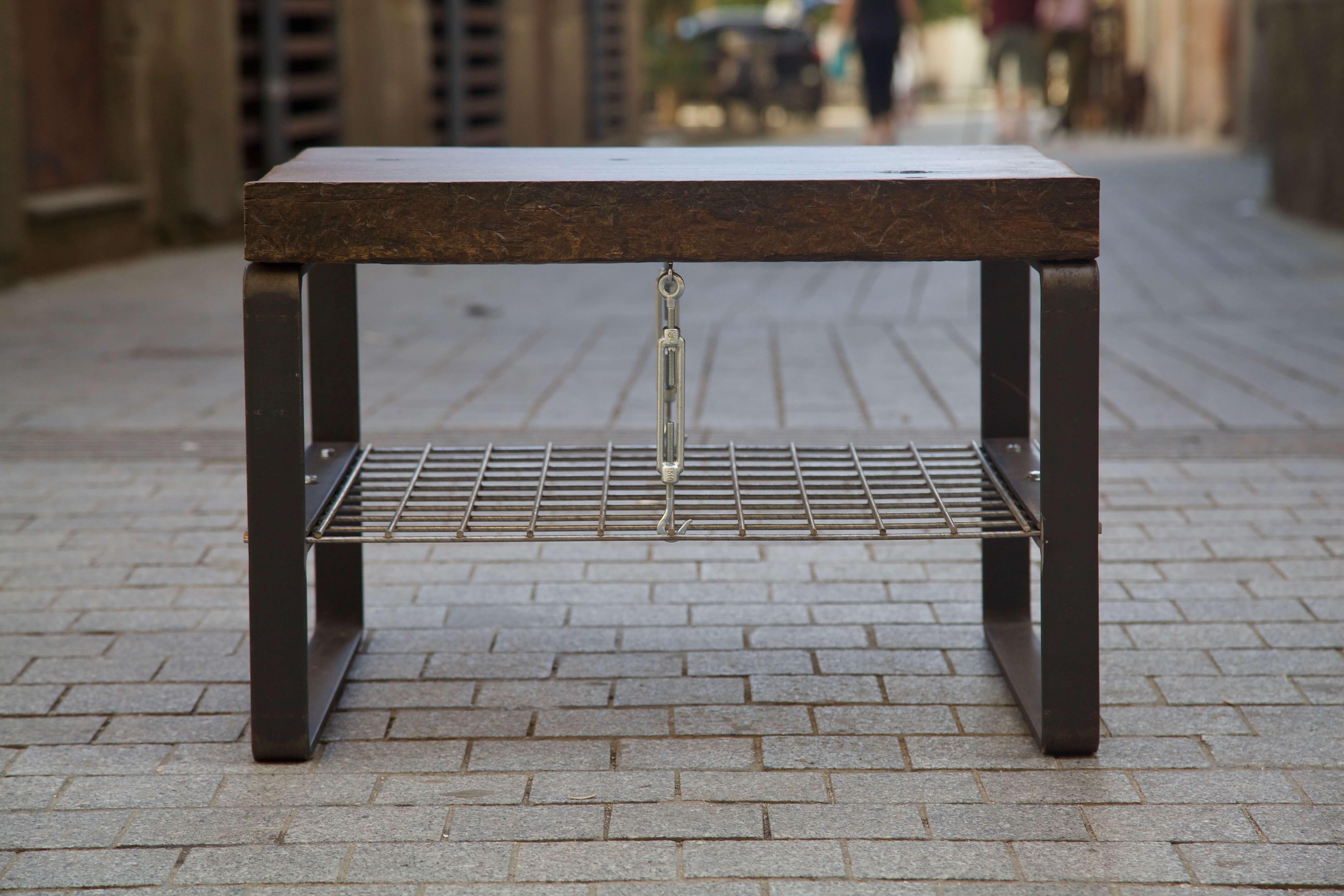 Mesa katsumoto paletos - Mesas palets madera ...