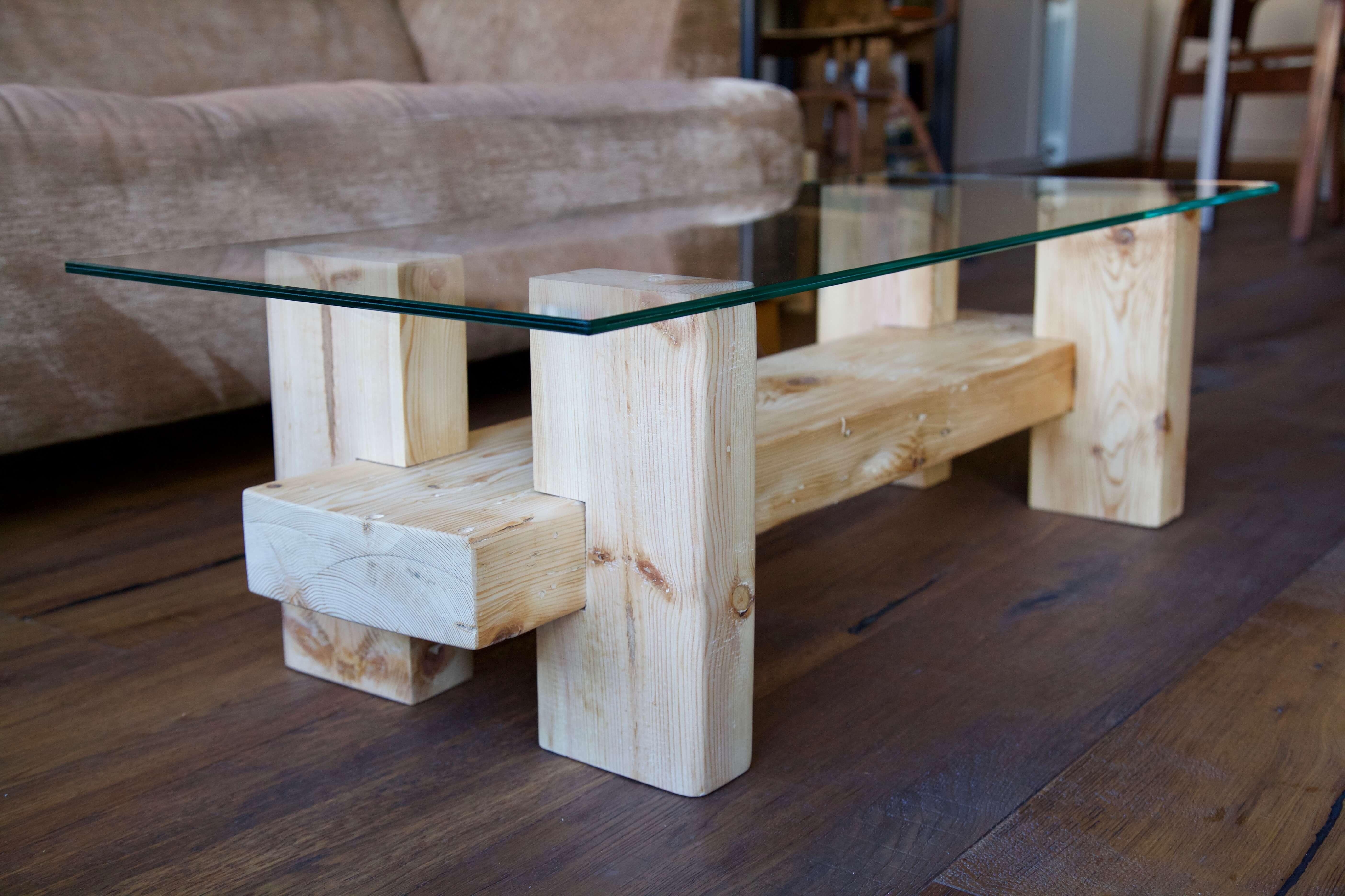 Mesa alta con palets cool paso a paso de cmo hacer mesas - Mesas de palets ...